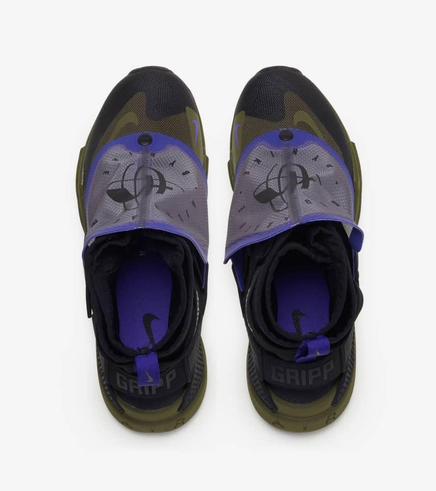 0c0b64ee56dd Nike Air Huarache Gripp QS (Black) - AT0298-001