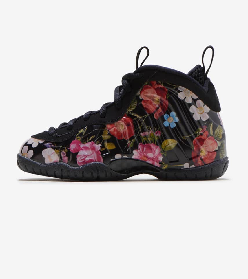 ad604d74650f8 Nike Little Posite One (Black) - AT8249-001