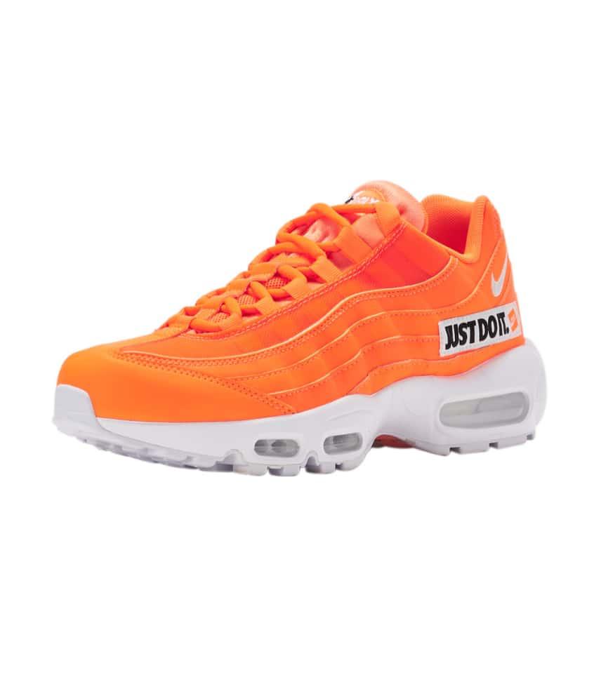142bdb05174e5 Nike Air Max 95 SE (Orange) - AV6246-800