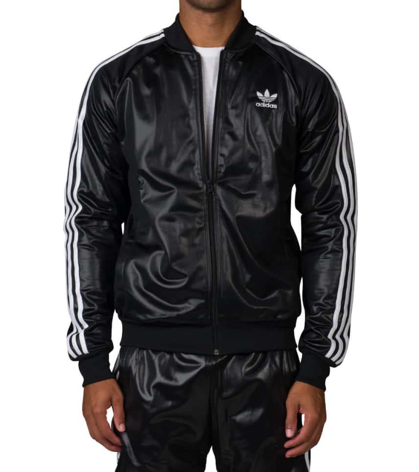 adidas Chile Track Jacket (Black) - AY7717-001  2107c263fe585