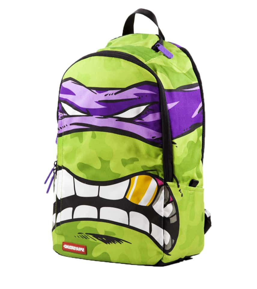 07c5bc65e57 ... SPRAYGROUND - Backpacks and Bags - TMNT PURPLE DONATELLO BACKPACK ...