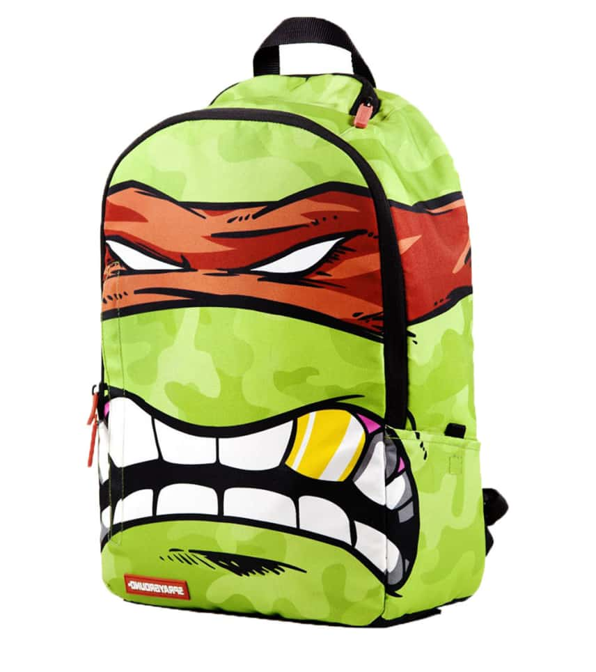 3011136ff5a ... SPRAYGROUND - Backpacks and Bags - TMNT REDRED REFAEL BACKPACK ...
