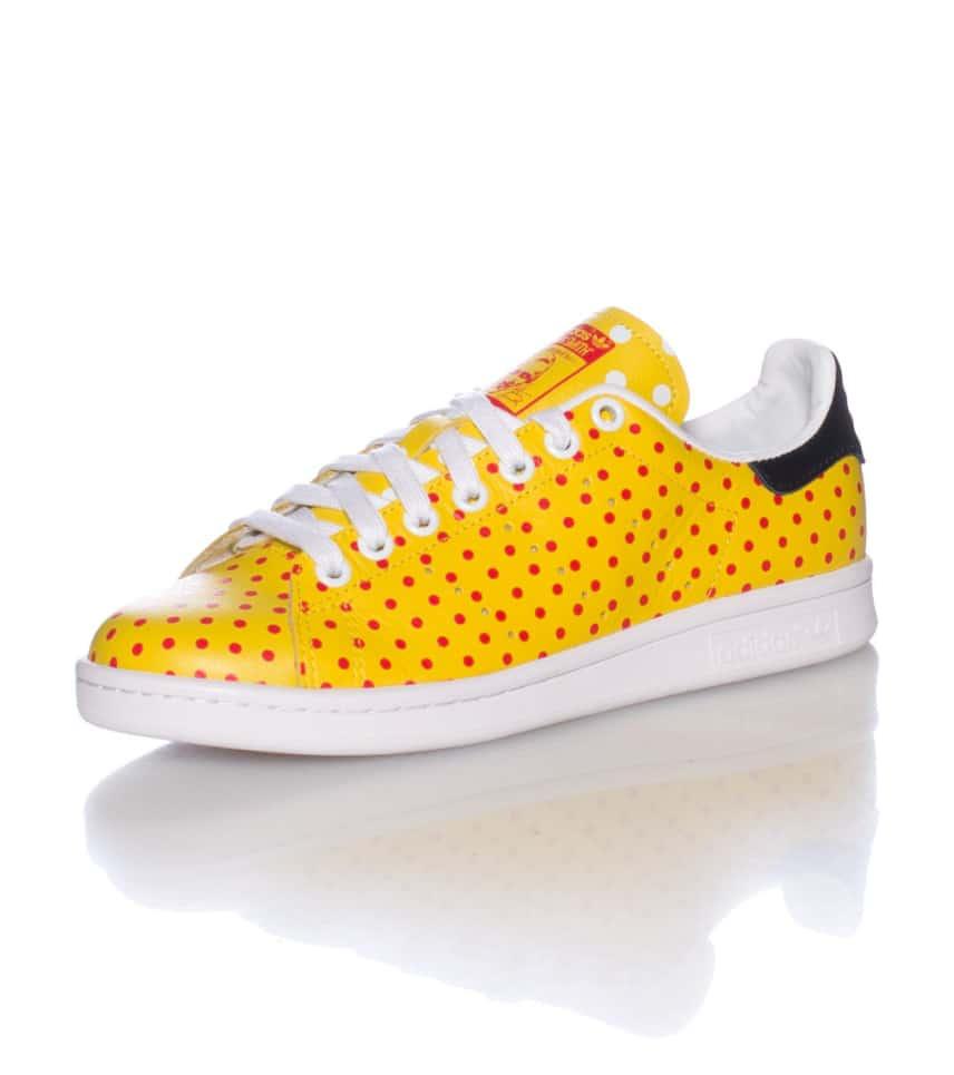 4e53f17e374d2 adidas PW STAN SMITH SPD SNEAKER (Yellow) - B25402