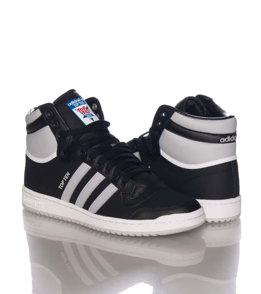 B26161 Ten Jimmy Sneaker Top Adidas black Jazz 5qwI0qC