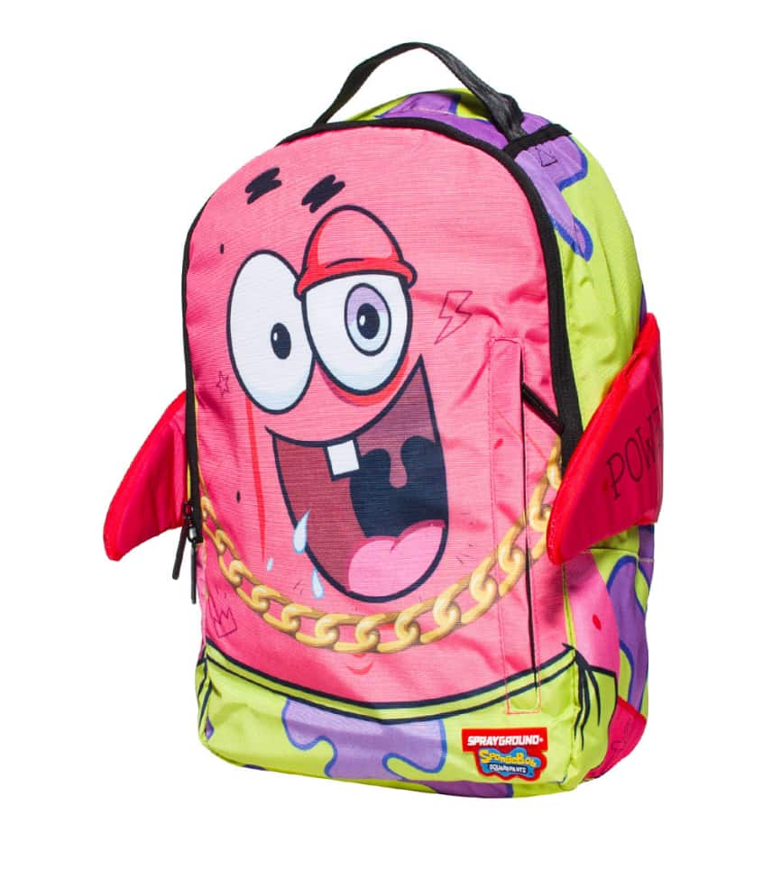 Sprayground Pattrick Wings Backpack Pink B473 Jimmy Jazz