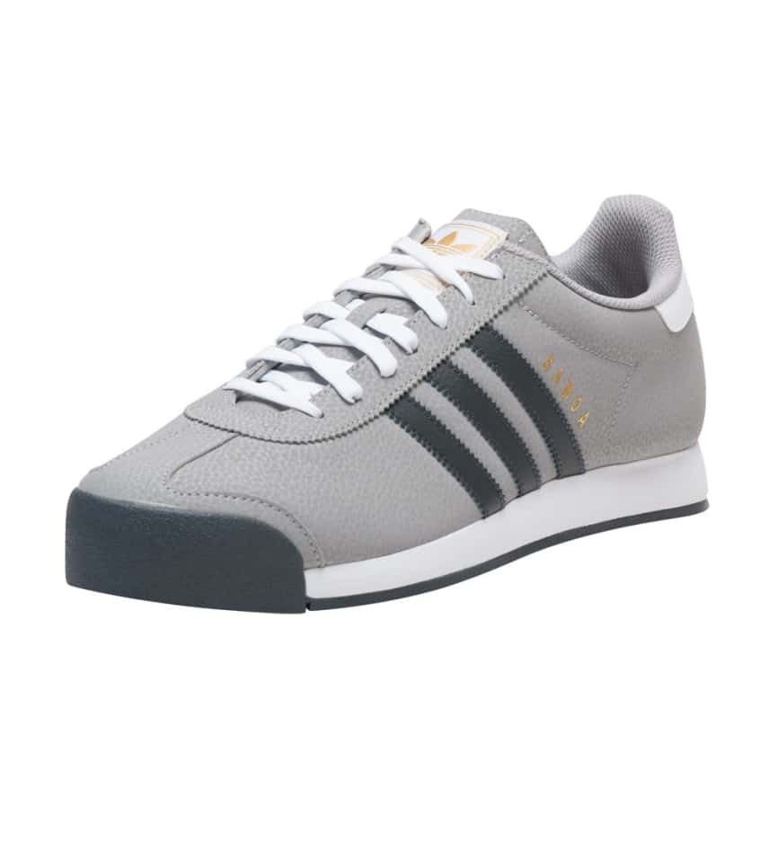 reputable site c4ad8 7a6d3 adidas MENS SAMOA SNEAKER Grey. adidas - Sneakers - SAMOA SNEAKER adidas -  Sneakers - SAMOA SNEAKER ...