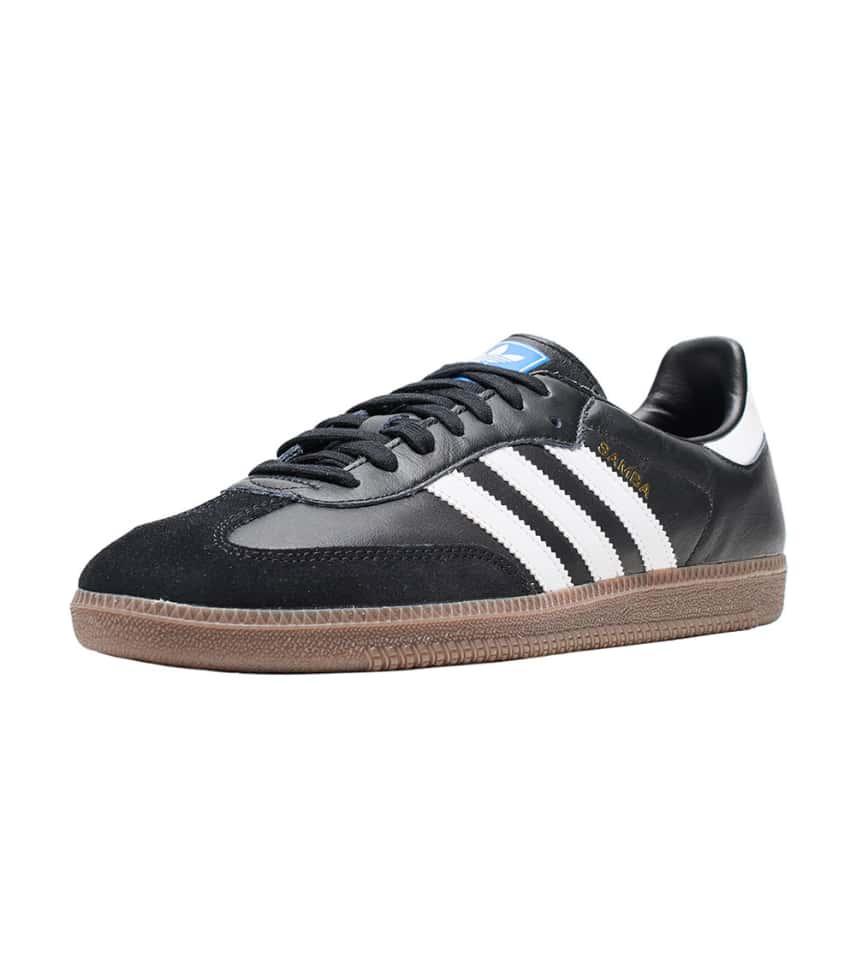 more photos 04921 71acc Adidas Samba OG (Black) - B75807   Jimmy Jazz