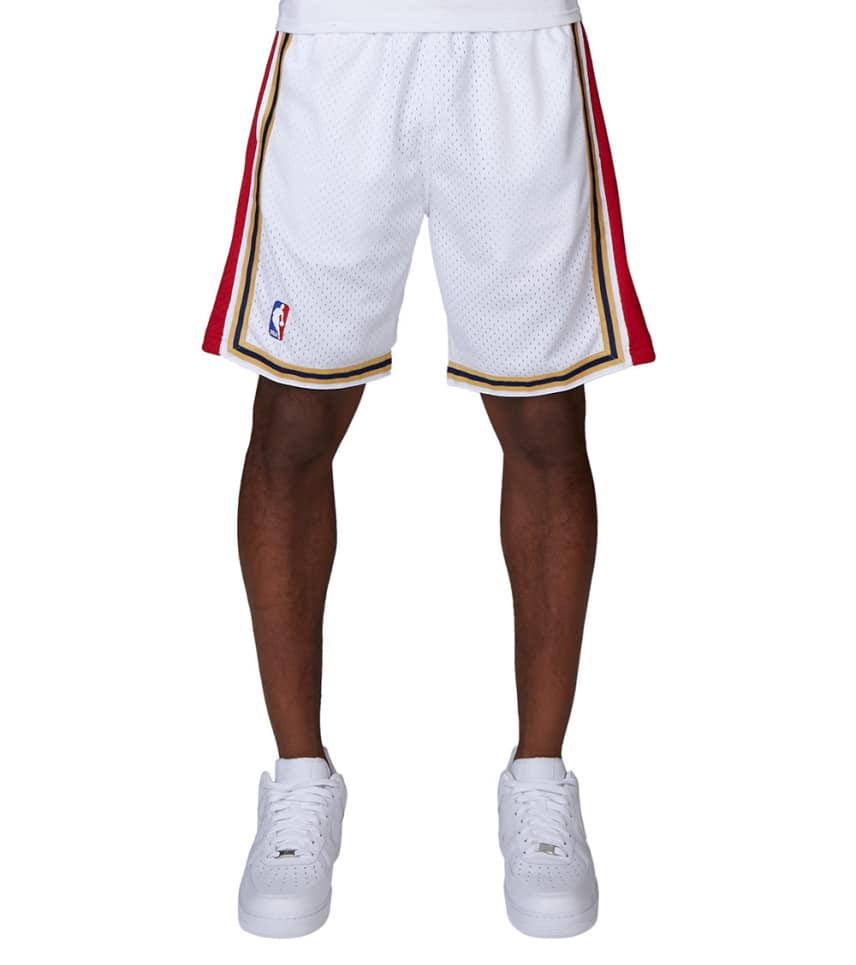dc6e2c9da3a ... Mitchell and Ness - Athletic Shorts - Cavaliers 03-04 Swingman Shorts  ...