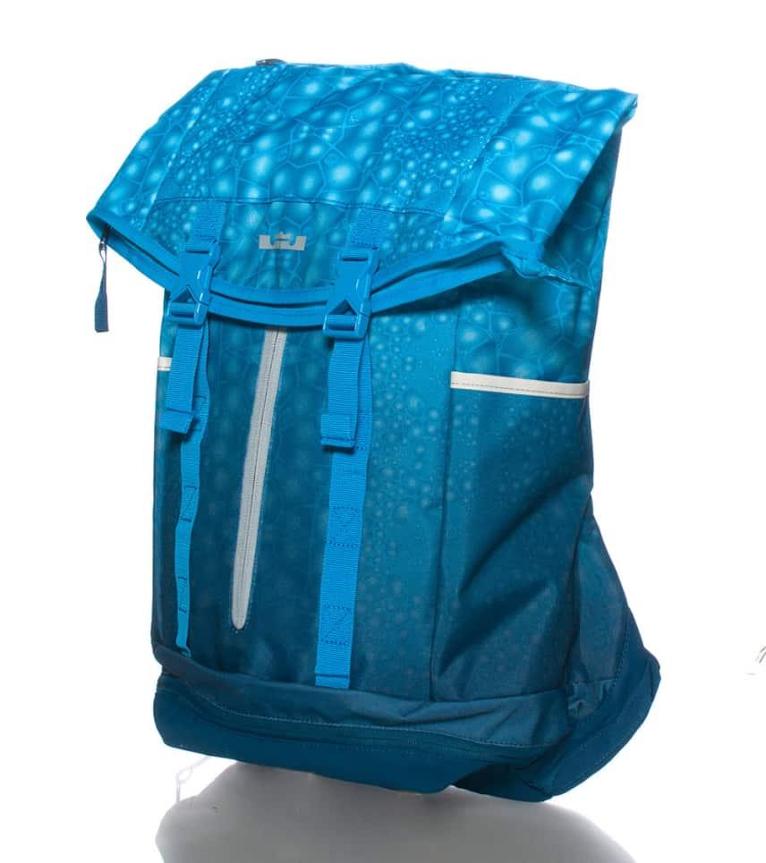 ac9a1bdc9b Nike LEBRON AMBASSADOR BACKPACK (Blue) - BA4750451