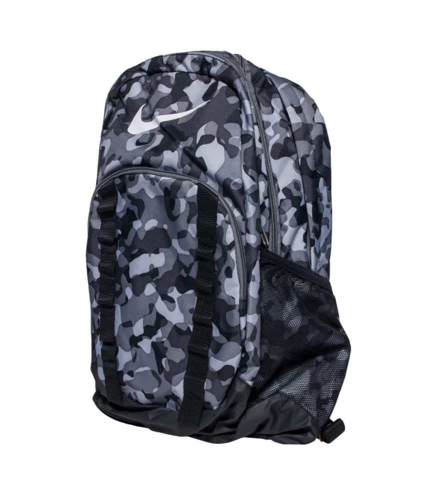 Nike Brasilia 7 Graphic XL Backpack (Grey) - BA5118-011  ce66b3d21