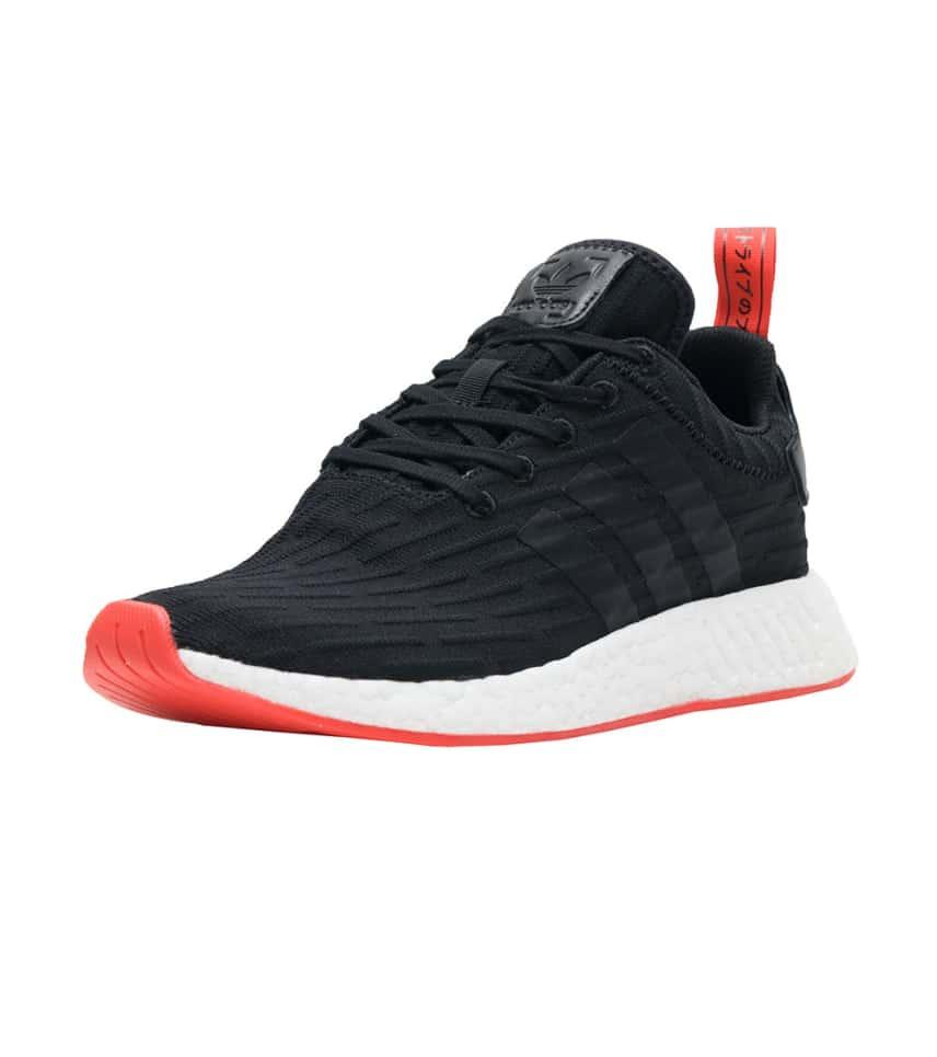 61c661a54 adidas MENS NMD R2 PrimeKnit Black. adidas - Sneakers - NMD R2 PrimeKnit  adidas - Sneakers - NMD R2 PrimeKnit ...