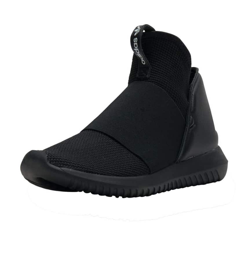 e944dd0f04ee27 adidas Tubular Defiant (Black) - BA8633
