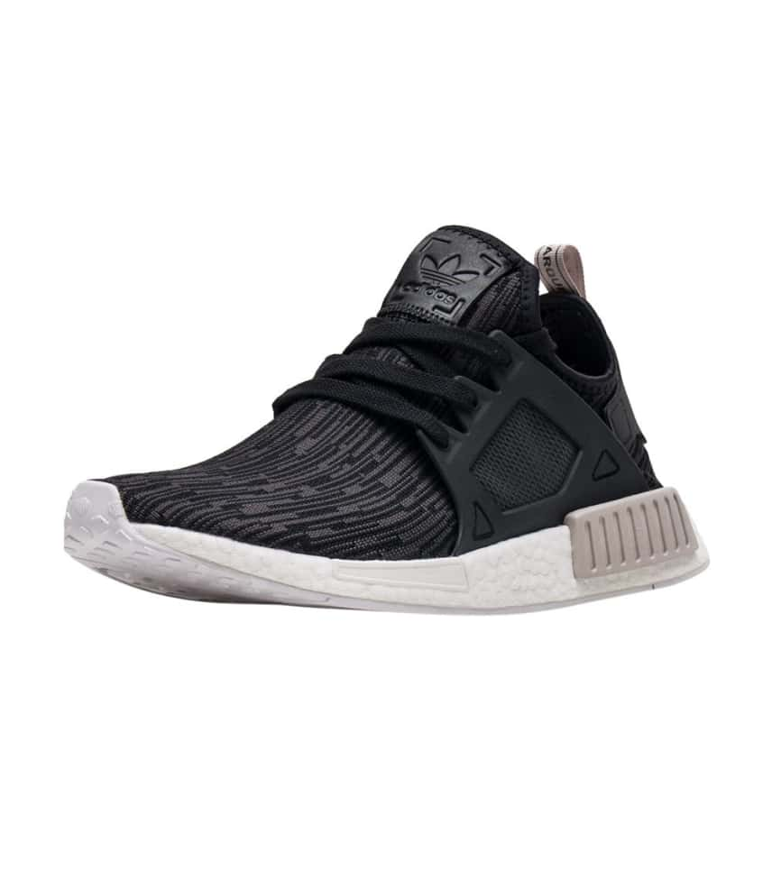 b0eeee14e adidas NMD XR1 Primeknit (Black) - BB2370