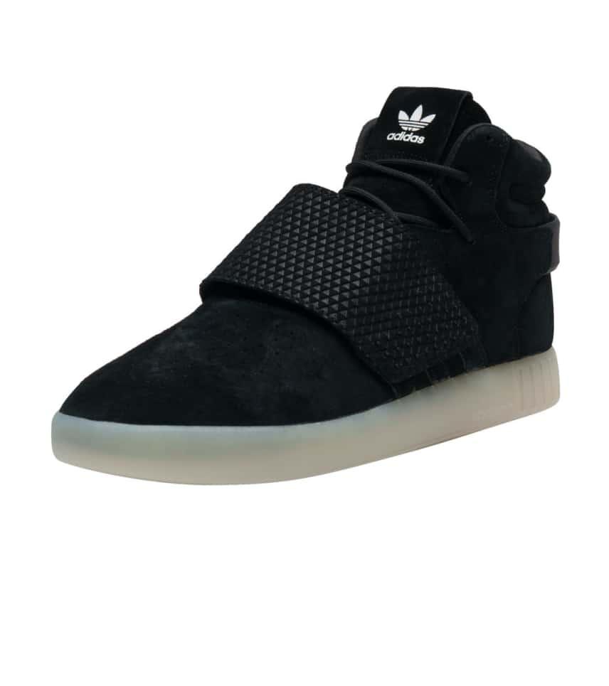 adidas TUBULAR INVADER STRAP (Black) - BB5037  8a02a2c69