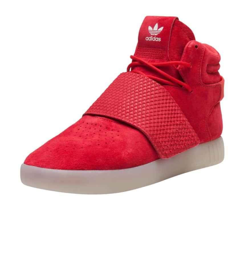 17c15c04c5b6 adidas TUBULAR INVADER STRAP (Red) - BB5039