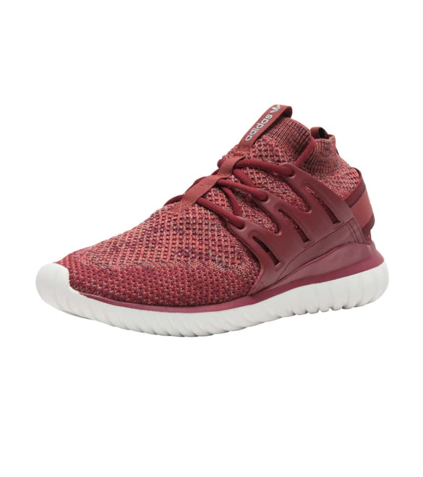 save off 0325a 2b8b7 adidas TUBULAR NOVA PRIMEKNIT (Burgundy) - BB8406 | Jimmy Jazz