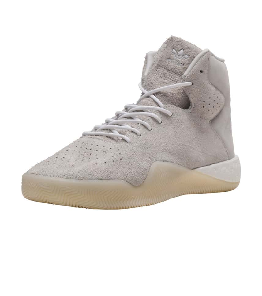 adidas Tubular Instinct Boost (White) - BB8