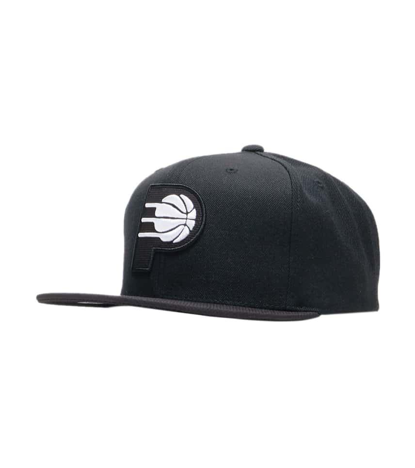wholesale dealer b1fd8 fb69d Pacers Full Dollar Snapback Hat