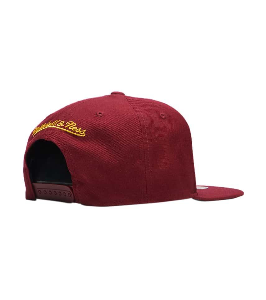 90f5d27cf5f ... Mitchell and Ness - Caps Snapback - Cavs Score Keep Snapback Hat ...