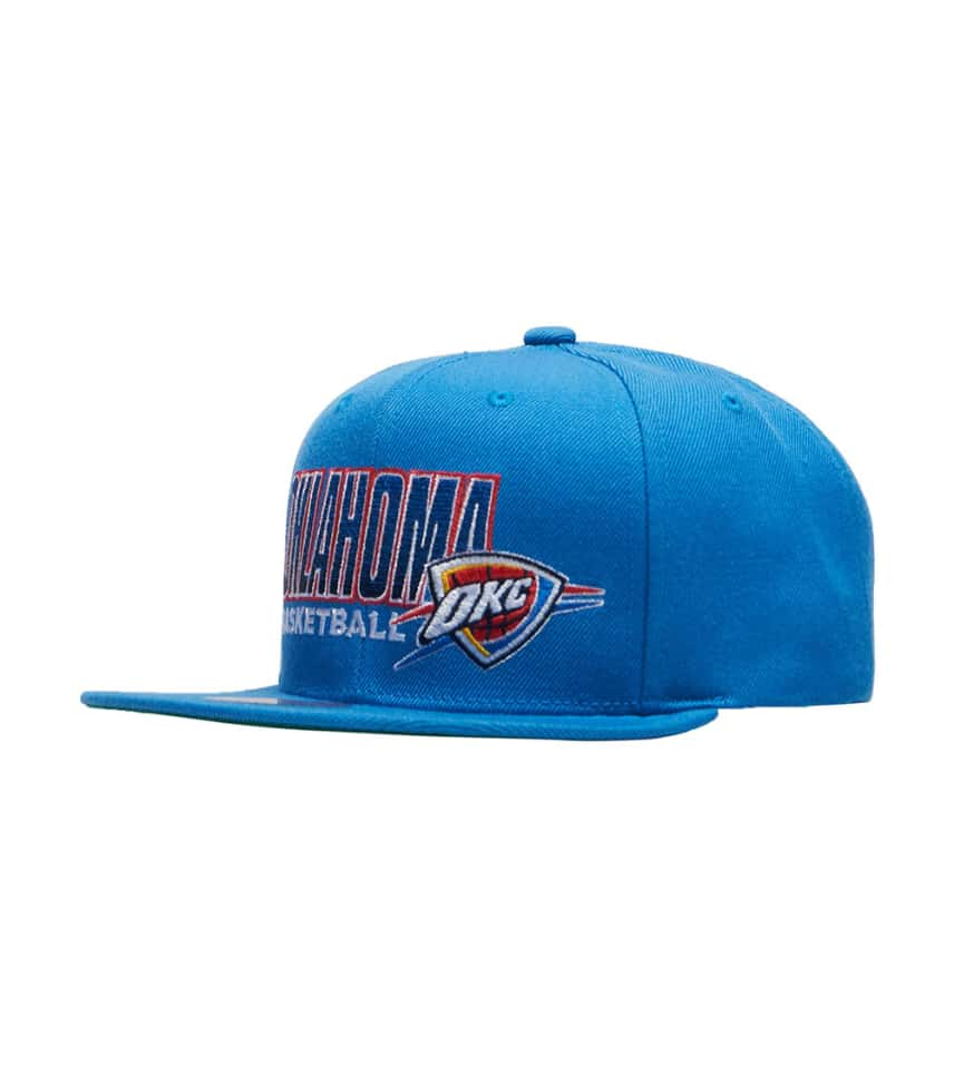 outlet store sale 51c7c 44085 ... Mitchell and Ness - Caps Snapback - OKC Thunder Score Keeper Snapback  Hat ...