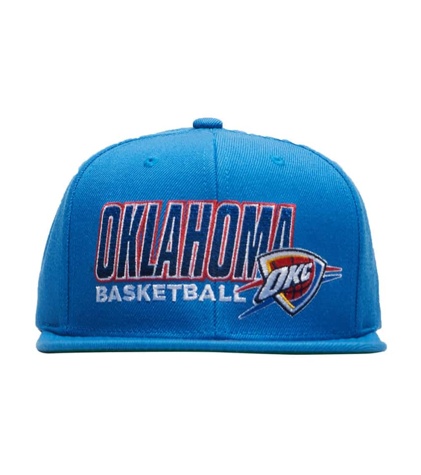 outlet store sale a2861 c42e6 ... Mitchell and Ness - Caps Snapback - OKC Thunder Score Keeper Snapback  Hat ...