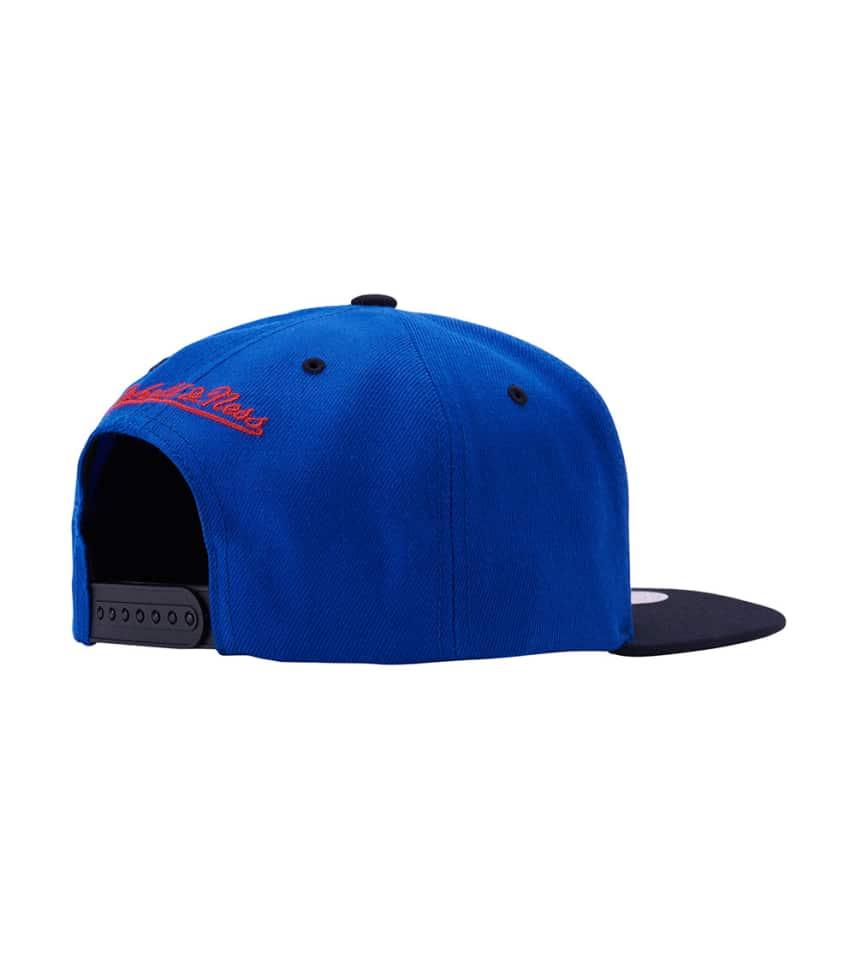 best loved 94ac4 0c745 ... Mitchell and Ness - Caps Snapback - Philadelphia 76ers Zig Zag Hat ...