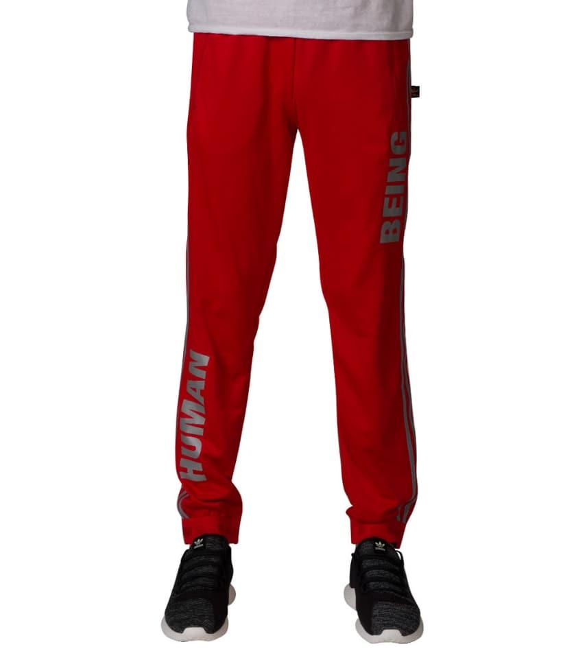 4d2adbbb5 adidas PHARRELL WILLIAMS HU RACE TRACK PANTS (Red) - BK4290-610 ...