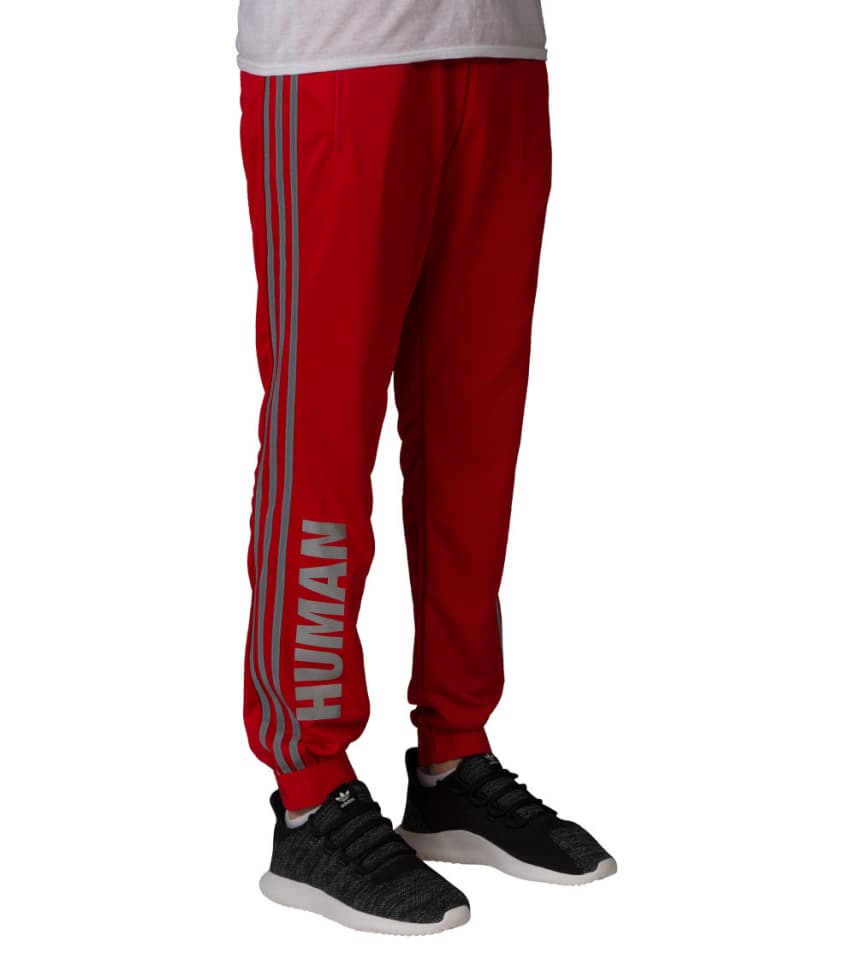 de27c67f6414e adidas PHARRELL WILLIAMS HU RACE TRACK PANTS (Red) - BK4290-610 ...