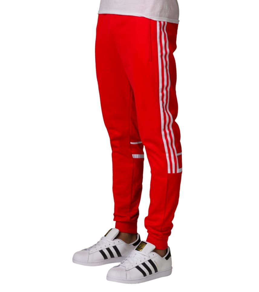 e35cea6e9 adidas CHALLENGER TRACK PANT (Red) - BK5927-618 | Jimmy Jazz