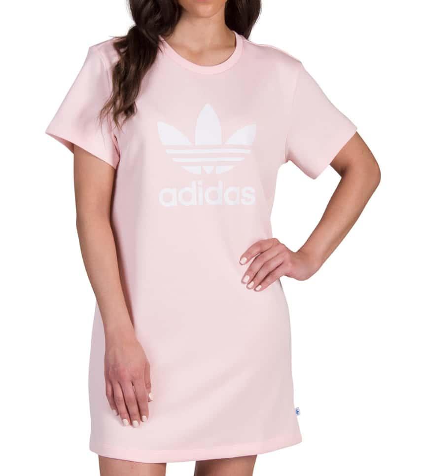 e3026de7190 adidas Trefoil Tee Dress (Pink) - BP9420-682 | Jimmy Jazz