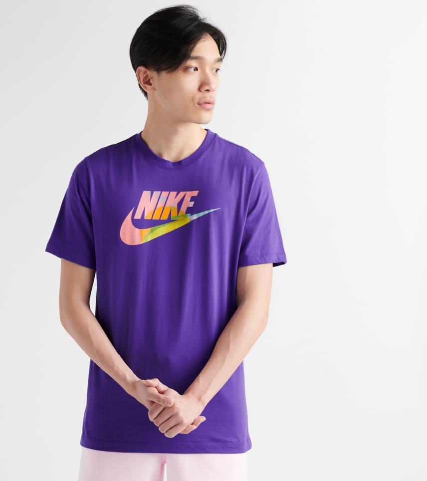 cd63a5a645b3 Nike Story Pack SS Tee (Purple) - BQ0167-547 | Jimmy Jazz