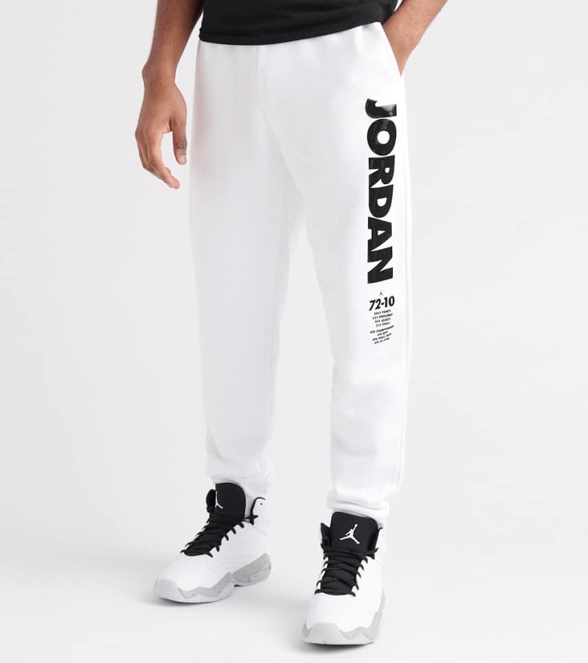 ac50b65cd7300b Jordan Legacy Air Jordan 11 Pant (White) - BQ0195-100