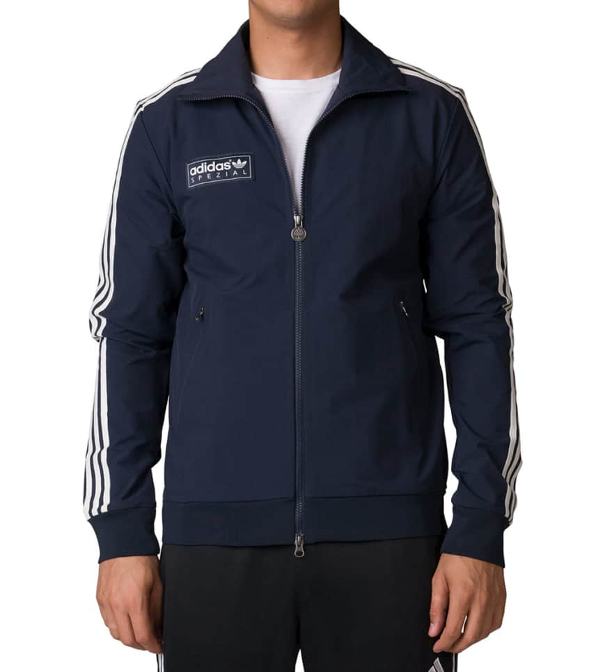 huge discount 6504b 11d11 adidas Forest Gate Track Jacket