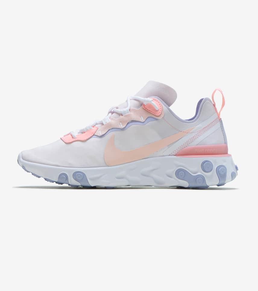 f10b4050f Nike React Element 55 (Pink) - BQ2728-601