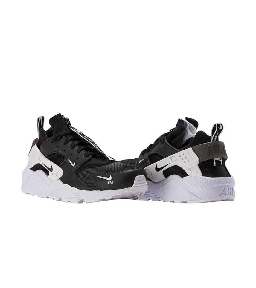 3815204ccc87 Nike Air Huarache Run PRM Zip (Black) - BQ6164-001