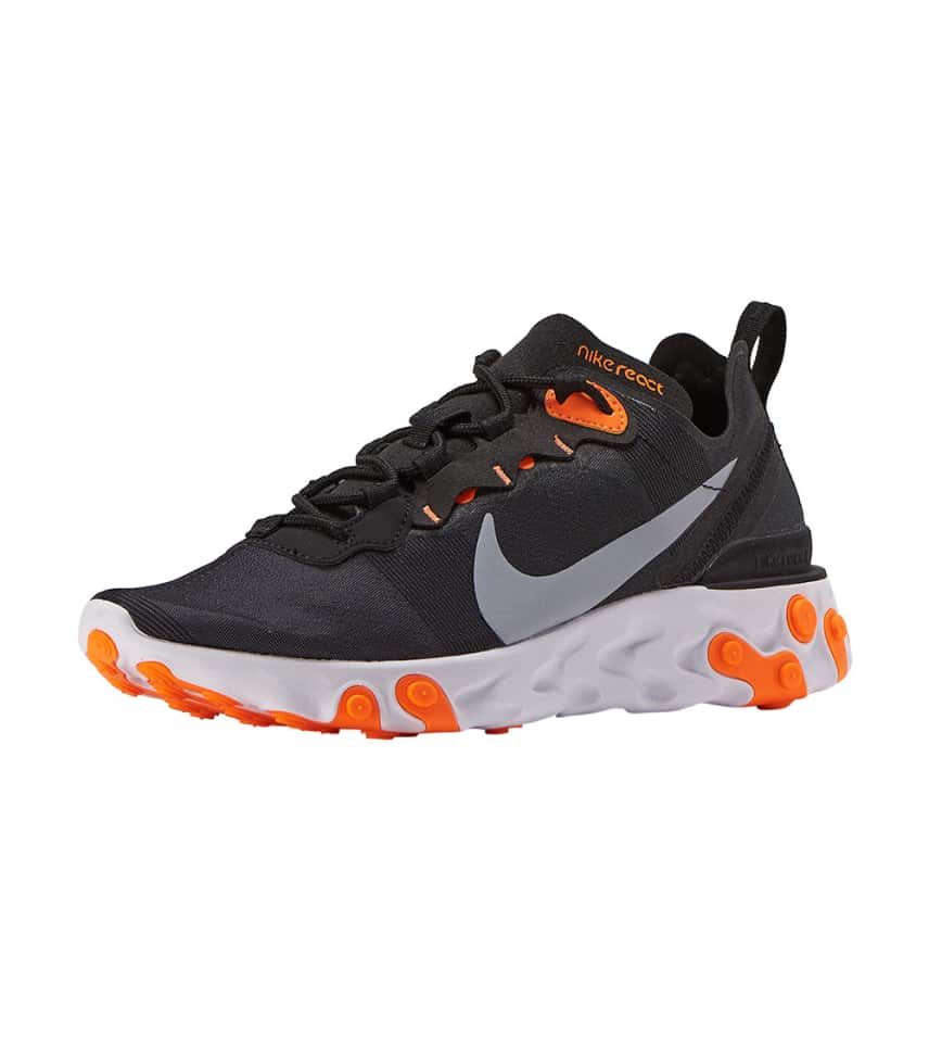 410f78ad4039a Nike React Element 55 (Black) - BQ6166-006