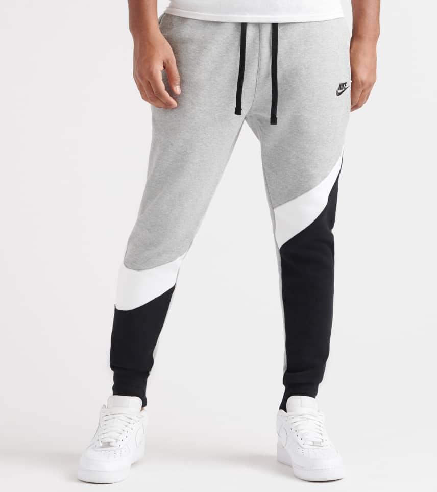 8a3aad346c788e Nike Swoosh BB Fleece Pant (Grey) - BQ6467-063 | Jimmy Jazz