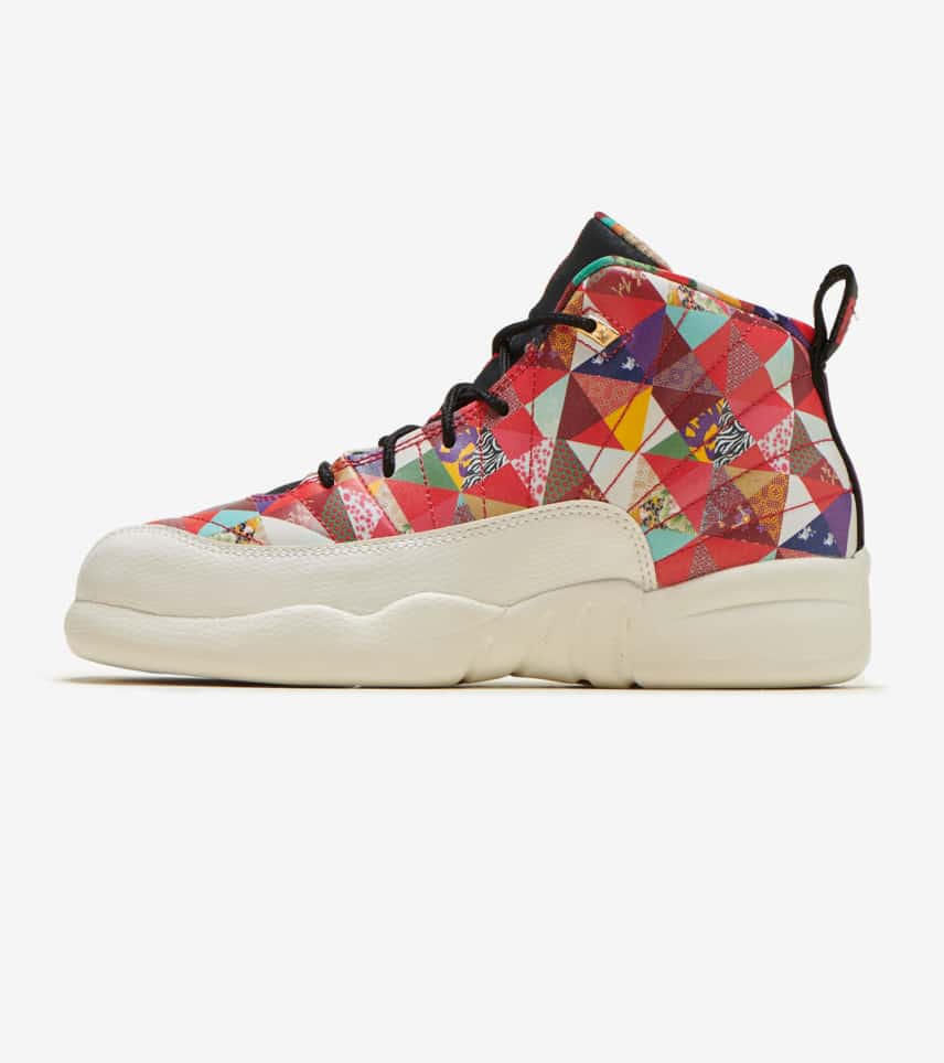 Jordan Retro 12 CNY (Multi-color) - BQ6498-600  f43497fa3