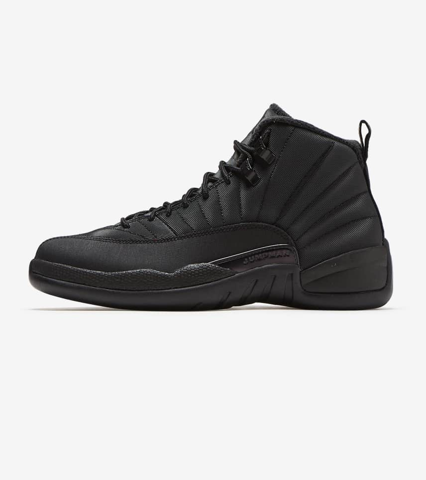2e6bcacb8aa1 Jordan Retro 12 Winter (Black) - BQ6851-001
