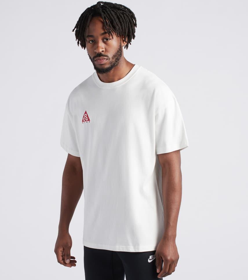 a40253435d7df9 Nike ACG Logo Tee (White) - BQ7342-121
