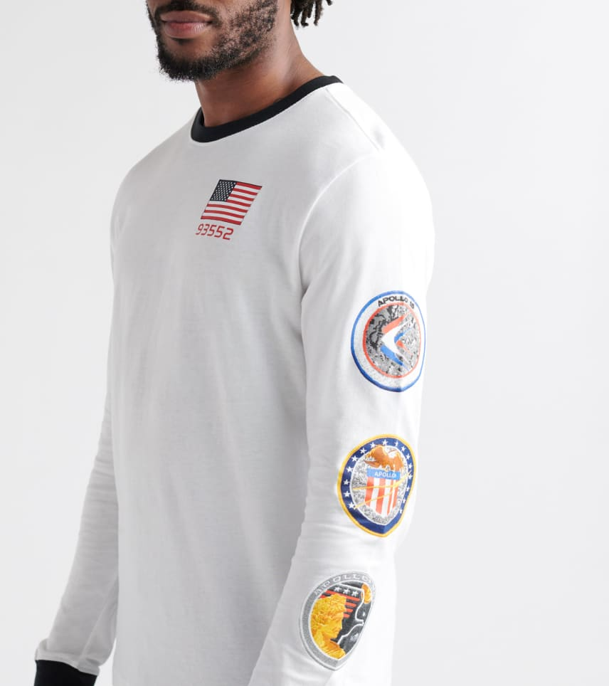 Nike Nasa Space Tee (White) - BQ7534-100  acd9d92f41e9