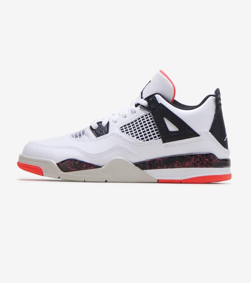 a88831324 Jordan Retro 4 (White) - BQ7669-116