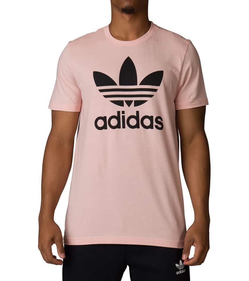 adidas Trefoil Tee (Pink) - BQ7946-686  189f1e8e7bc2