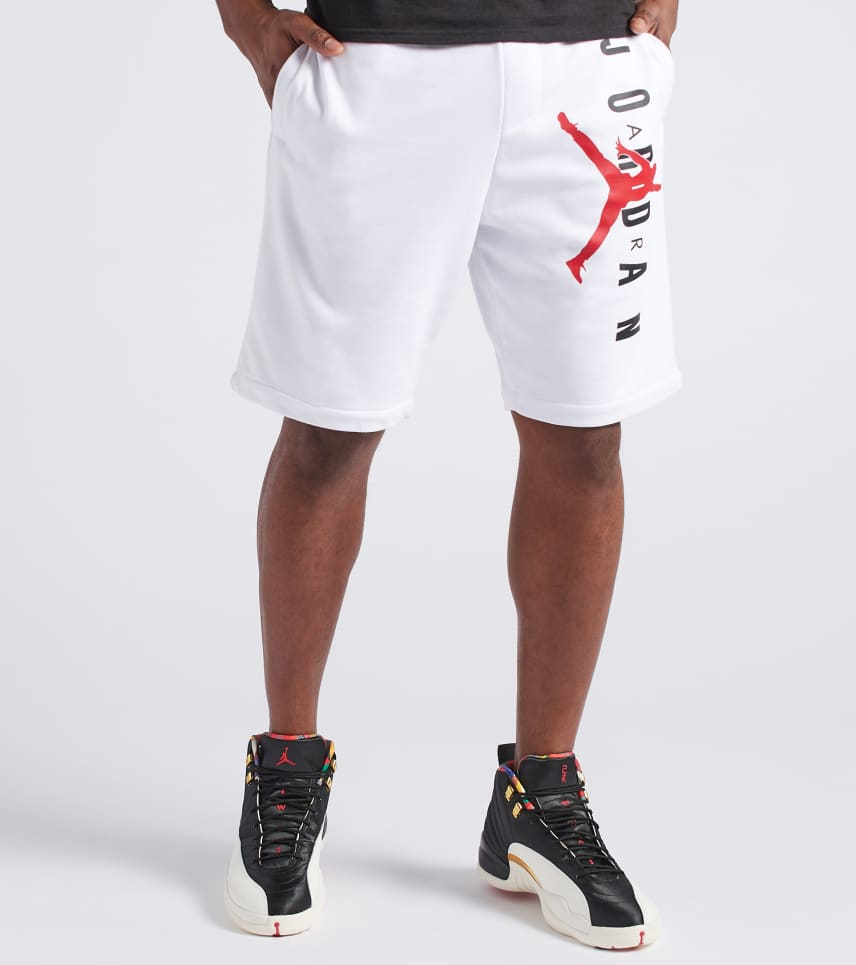 305f587ad66 Jordan Jumpman Air Fleece Shorts (White) - BQ8299-100 | Jimmy Jazz
