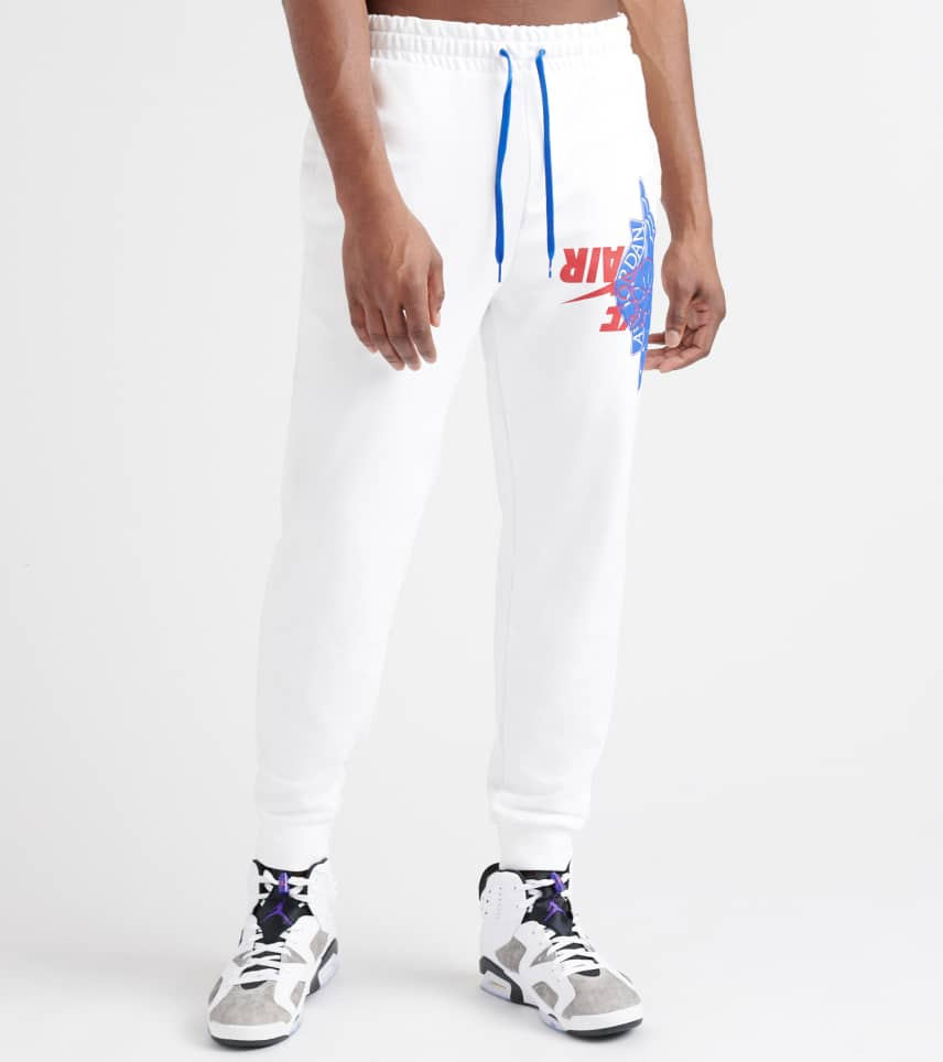 ff3242335c1 Jordan Jumpman Wings Classic Pant (White) - BQ8470-100 | Jimmy Jazz