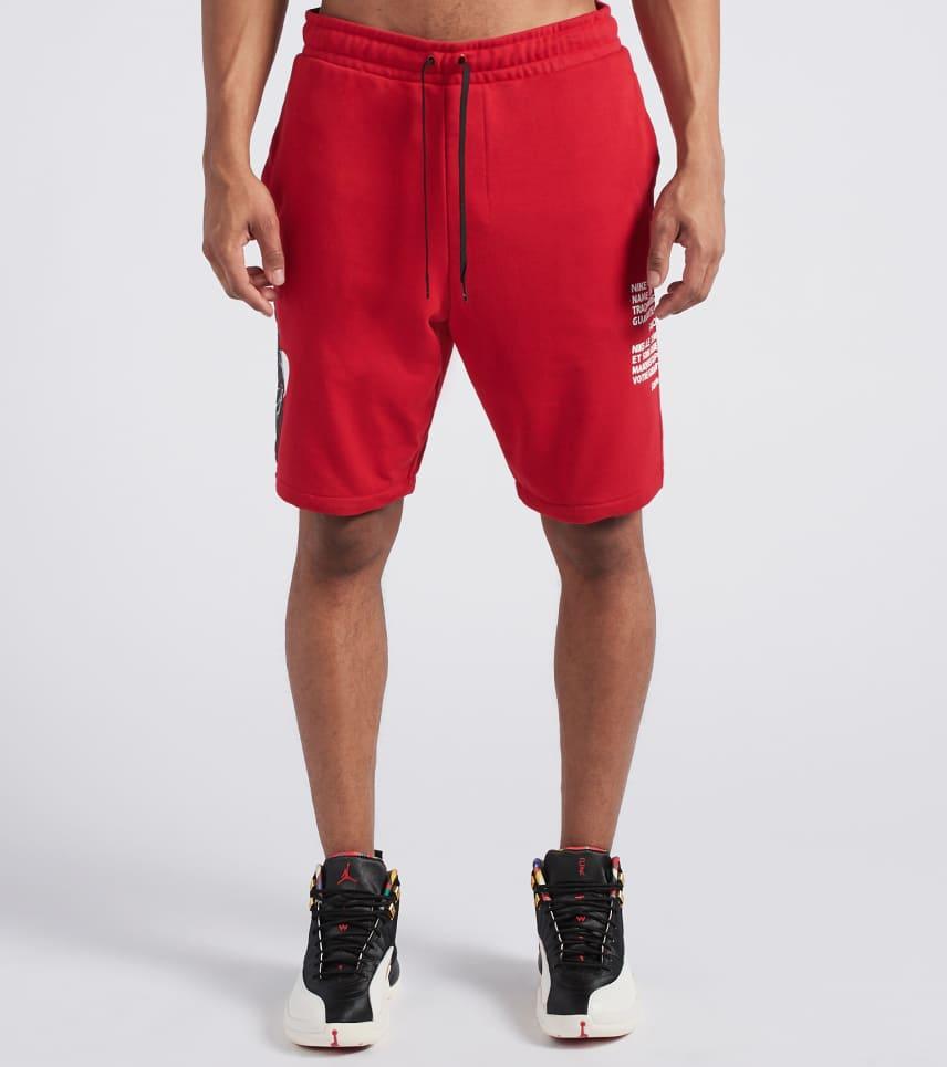 7f715afb779 Jordan Jumpman Wings Classics Shorts (Red) - BQ8472-687 | Jimmy Jazz