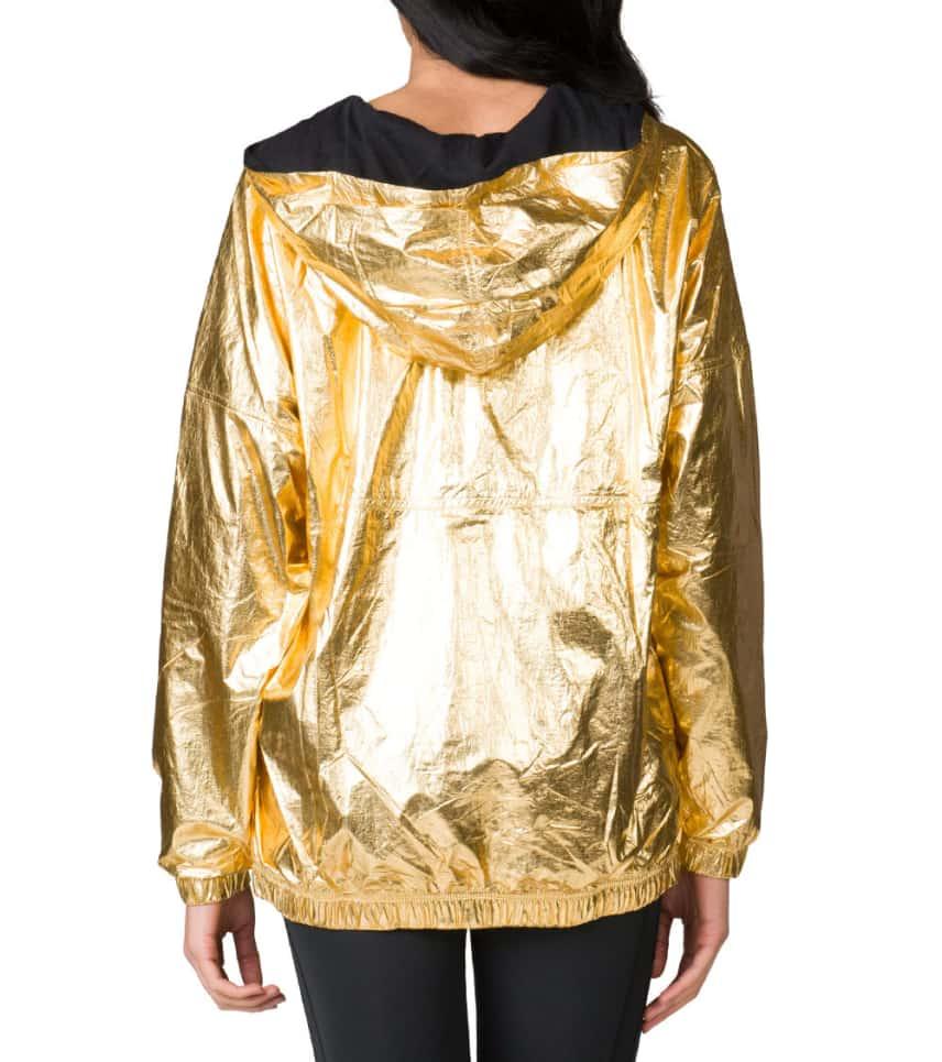 super popular 3b622 56c57 ... adidas - Light Jackets - Golden Windbreaker ...