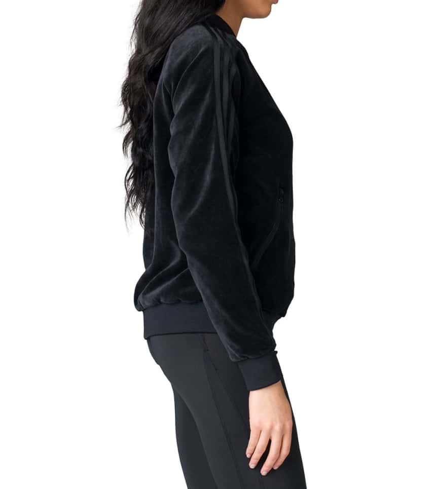 c434cd0d1ab20 adidas HU Track Jacket (Black) - BR1865-001