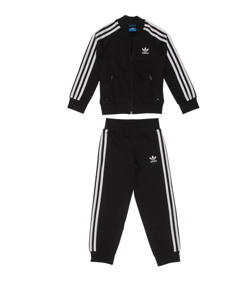 99b735ff57 Girls 4-6X L Superstar Track Suit