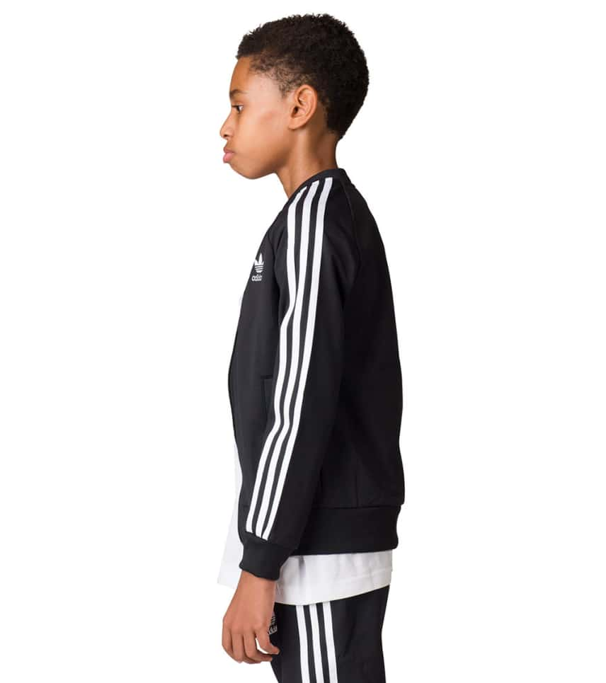 bc0199108358 ... adidas - Light Jackets - Boys 8-20 Superstar Top ...